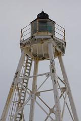 Silloth Light (The Crewe Chronicler) Tags: sea lighthouse canon coast seaside cumbria silloth 60d canon60d sillothonsolway