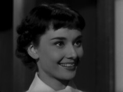 Happy GIF - Find & Share on GIPHY (messiole) Tags: smile happy audrey hepburn ifttt giphy