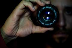 22/365 |donde pongo el ojo pongo el objetivo| (elbapvaro) Tags: canon ojo eos 50mm zenit 365 objetivo project365 365fotos 365project 365photo proyecto365 365dias 700d