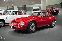 DSC_1150 (BarttLee) Tags: italy car italia alfa romeo alfaromeo macchina tz giulia zagato arese tz1