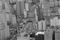 Sampa (elzauer) Tags: city brazil architecture modern skyscraper outdoors day cityscape horizon citylife nopeople development crowded urbanskyline capitalcities traveldestinations sopaulostate buildingexterior highangleview