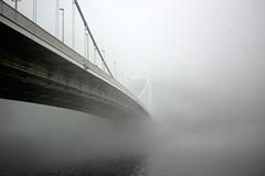 The Fog (Snoopy_1352) Tags: bridge fog smoke