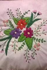 embroidery (Dana Abu-Omar) Tags: art embroidery craft