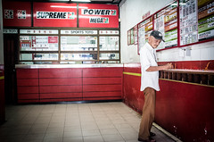 Supreme, Power, Mega (Tommaso Meli) Tags: street asia southeastasia streetphotography sarawak malaysia borneo bingo kuching powerball chintown tommasomeli wwwtommasomelicom