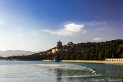 Summer Palace (mingsquared) Tags: china winter architecture landscape nikon beijing bluesky  summerpalace   nikond3200 tokinaaf1224mmf4