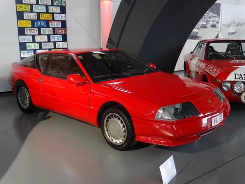1980's Renault Alpine V6 GT
