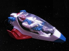 Steve Austin in Space (decobray) Tags: man bionic dollar million mission vehicle kenner six