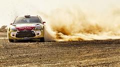 Rally (Candidman) Tags: auto cars race cross rally vehicles dirt land total candidman