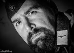 worcester commandery-2 (Andy Darby) Tags: portrait dark worcester luftwaffe fallschirmjager fjr5 worcestercommandery