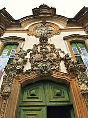 Igreja de So Francisco de Assis, Ouro Preto 2015 (Pablo Grilo) Tags: minasgerais mg ouropreto barroco aleijadinho cidadeshistoricas iphone6