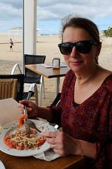 DSCF5667 (FredrikBeskow) Tags: strand islands sand fuerteventura canary morro kanariearna jandia jable