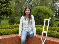 14019507556 (cb_777a) Tags: colombia accident disabled crutches handicapped amputee onelegged