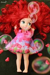 Love (saratiz) Tags: love ariel hearts redhead svalentino disneyanimatorcollection