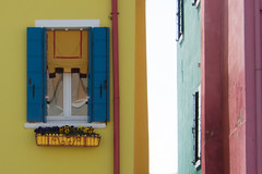 Overlooking to the colors (Mr.CarBomba (Italy)) Tags: venice italy colors colorful burano colorfulhouses ilobsterit