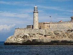 "La Havane: le Château de los Tres Reyes del Morro <a style=""margin-left:10px; font-size:0.8em;"" href=""http://www.flickr.com/photos/127723101@N04/25130806060/"" target=""_blank"">@flickr</a>"
