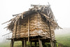 Rice barn. (Laura Jacobsen) Tags: laos hilltribe akha phongsaly phongsali akhanoukouy