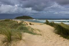 Tasman Sea (haeuslebauer) Tags: new light sea beach wales warm pacific south australia rough tasman seas