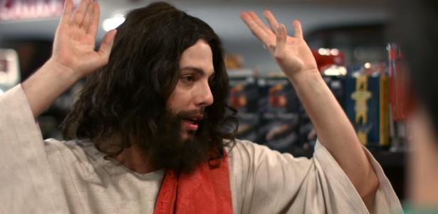 Fábio Porchat faz piada com Jesus após ser anunciado pela Record
