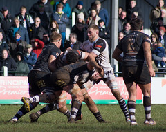 Pontypridd v Cross Keys #18 (PontyCyclops) Tags: road house club keys back football pain cross rugby centre union row full number half second hooker eight prop scrum maul pontypridd premiership winger rfc principality sardis ruck flanker