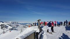 Bergstation Ciampinoi staz. a monte (Val Gardena - Grden Marketing) Tags: schnee grden selva sdtirol altoadige valgardena dolomitisuperski wolkenstein langkofel sellaronda neuschnee sassolungo trentinoaltoadige