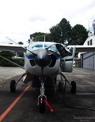 Grand Caravan EX (Antnio A. Huergo de Carvalho) Tags: nose grand propeller cessna hlice c208b grandcaravan grandcaravanex n867ex