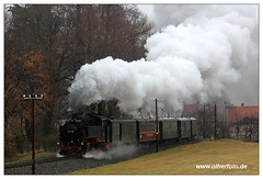 ZOJE - 2016-09 (Olher2) Tags: train eisenbahn rail railway steam bahn steamtrain narrowgauge dampflok zittau railraod oybin dampfzug schmalspurbahn jonsdorf zoje