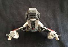 IMG_1275 (lee_a_t) Tags: starwars fighter lego xwing spaceship ewing rebels starfighter darkempire legoxwing legostarfighter legoewing