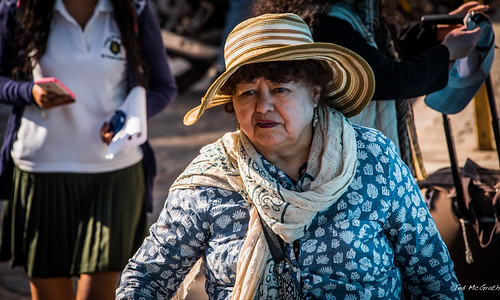 2016 - Mexico - Tepoztlan - Mrs. Bucket