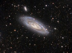 M106 (AllAboutRefractors) Tags: astrophotography astronomy galaxies refractor