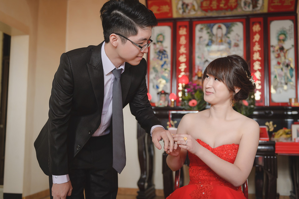 婚禮攝影-台南北門露天流水席-023