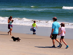 P3230264 (photos-by-sherm) Tags: ocean kite beach restaurant flying spring atlantic walkers wrightsville