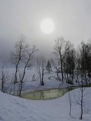 Fog (Mrs.Snowman) Tags: norway fog skiing skodde sykkylven fjellsetra