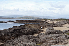 (Elenaire) Tags: ocean trip travel ireland sea holiday seascape travelling beach coral strand landscape nikon traveller traveling carraroe d5000