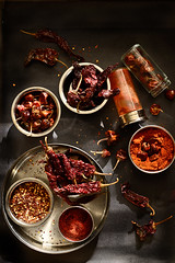 RedChilli-800PX-SimiJOis-2016 (Simi Jois) Tags: red hot indian spice chillies foodphotography redchillies ingradient