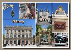 Nancy (Lothringen / Frankreich) (p_jp55 (Jean-Paul)) Tags: france collage frankreich nancy lorraine saarlorlux placestanislas lothringen nanzig nanzeg