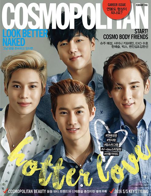 Key y Taemin @ Cosmopolitan Korea - Febrero 2016 25984685453_d2ff161791_z