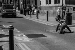 Kerb Crawler... (evans.photo) Tags: road people candid aberystwyth oddball behaviour