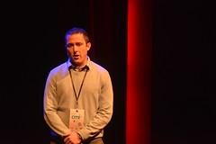 Brandon Gaylord (TEDxAllendaleColumbiaSchool) Tags: leadership ageism brandongaylord