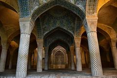 Vakil Mosque (T   J ) Tags: nikon iran d750 shiraz teeje nikon2470mmf28