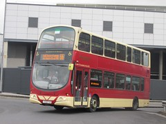 East Yorkshire 742 YX08FXD Hull Interchange on 66 (1280x960) (dearingbuspix) Tags: eastyorkshire 742 eyms yx08fxd