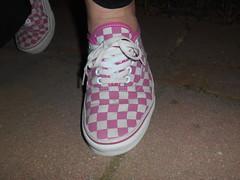 My Vans 3 (cryptceepermarla) Tags: myvans vans pinkshoes pinkvans shoes sneakers
