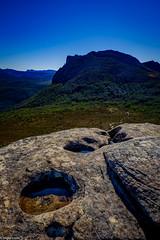 Mt Hugel (niggypops) Tags: sandstone track erosion tasmania cradle fagus daywalk 1655f28