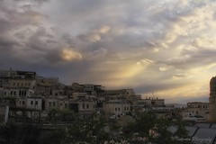 Enchanted sunset (cattan2011) Tags: sunset building turkey cappadocia traval traveltuesday