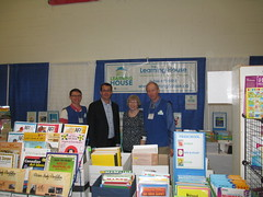 Monte attends Ontario Christian Home Educators' Connection Annual Conference on April 29, 2016