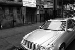 official clergy business (Summ....) Tags: car religion mercedesbenz janisjoplin nycbrooklyn img2223 ofthewindshield pardonmycynicism theplacardisinthecorner