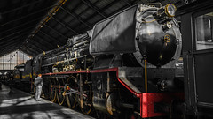 Proporciones (pepoexpress - A few million thanks!) Tags: tren nikon nikkor locomotora ferrocarril d600 nikon24120 nikond600 museosdemadrid museodelferrocarrilmadrid pepoexpress nikond60024120mmf4 d60024120