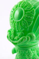 Green Gyogura the Space Merman (Debut version) (chogokinjawa) Tags: green japan toy nikon figure figurine jouet greentoy japanesetoy toyportrait micronikkor60mm toyphotography sofubi nikondslr micronikkor60mmf28 sofvi softvinyl nikond90 figureportrait japanesevinyltoy gumtaro japanesesofubi softvinylfigure toycloseup gyogura spacemerman akibamasahiro japanesesofvi