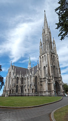 First Church of Otago (claudy75) Tags: newzealand building tower church architecture gothic 19thcentury spire southisland otago dunedin firstchurch aotearoa benhill presbyterianchurch firstchurchofotago 19thcenturychurch dunedincity gabledwindows onlyindunedin