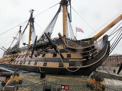 74   HMS Victory  Portsmouth (Mark & Naomi Iliff) Tags: sailing ship victory portsmouth warship hms dockyard portsmouthhistoricdockyard 1758 shipoftheline firstrate 3decker