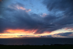 IMG_3558a (vw.splitscreen) Tags: sunset scotland clyde arran firth dunure fisherton of